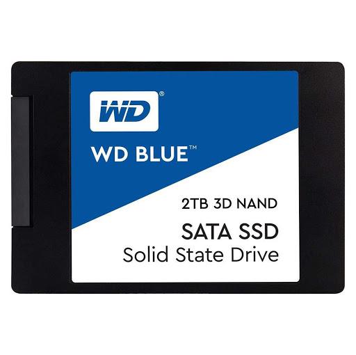 Ổ cứng SSD WD Blue 2TB 2.5