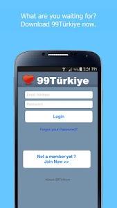 99Türkiye Turkish Dating screenshot 4