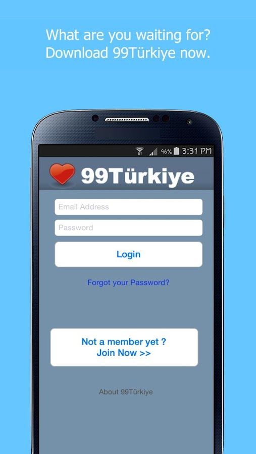 99Türkiye Turkish Dating- screenshot
