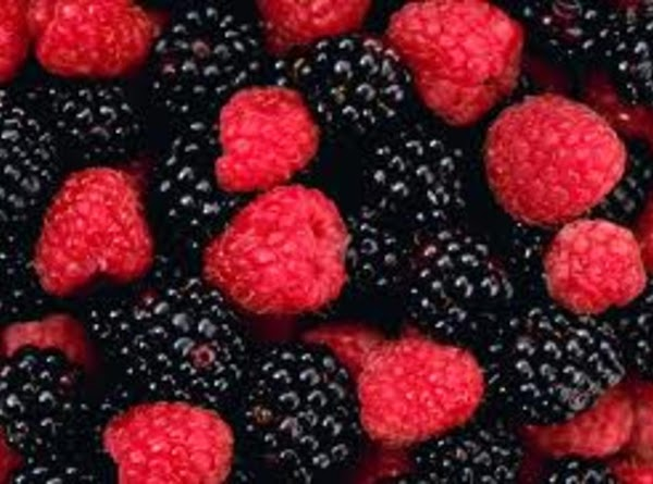 Most berries are naturally sweet and require little effort to prepare. Just rinse them...