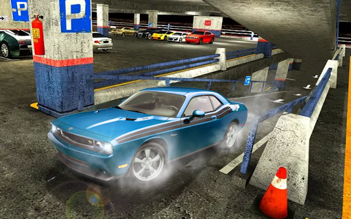 Luxury Car Parking Mania 2020: 3D Free Games apkpoly screenshots 4