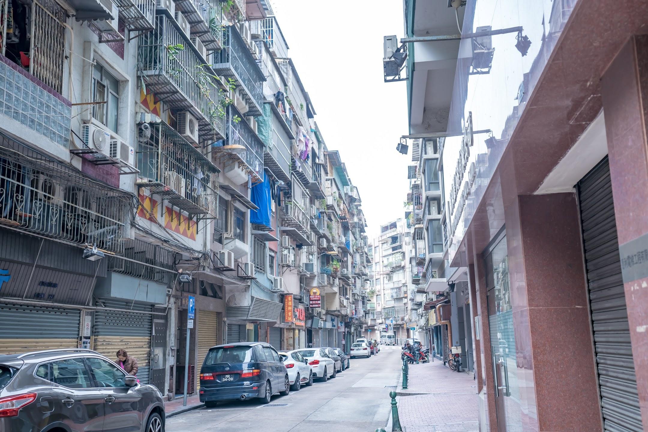 Macau off-street4