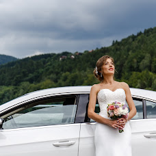 Wedding photographer Wacław Szacyło (Shatsylo). Photo of 28.07.2017