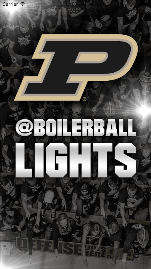 BoilerBall Lights- screenshot