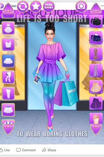Fashion Model 2020 - Rising Star Girl 1.1 screenshots 6