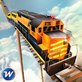 Impossible City Train Driving Sim