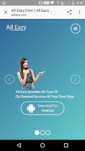 All Eazy Services - On Demand Services - náhled