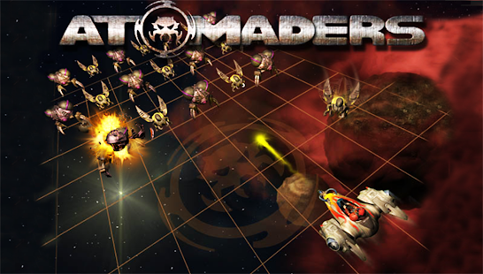 Atomaders HD - náhled