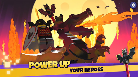 Mod Game LEGO® Legacy: Heroes Unboxed for Android