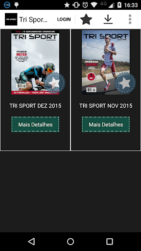 Tri Sport Magazine