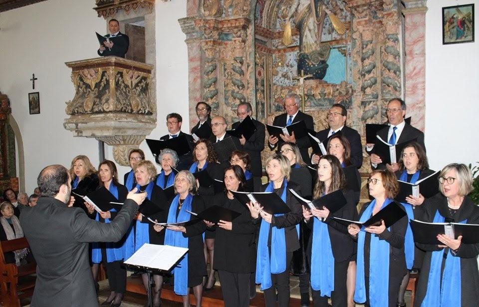 Santuário de Fátima acolhe atuação do Coro da Misericórdia de Lamego