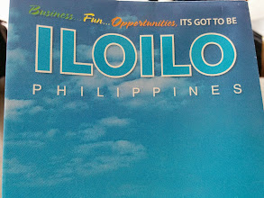 Photo: It was my first time in Iloilo!