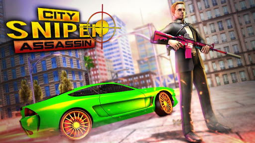 Télécharger Modern City Sniper Shooter: Assassin 3D Games 2020 APK MOD (Astuce) screenshots 1