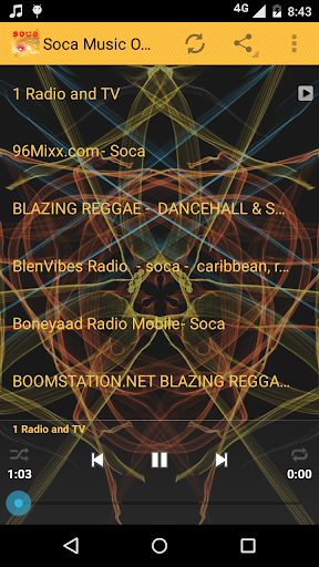 Soca Music ONLINE Apk Download 19