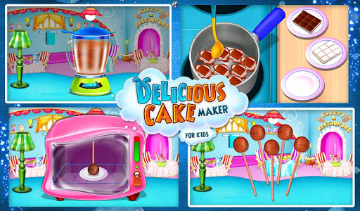 Delicious Cake Maker For Kids v1.0.1