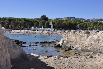 Photo: Playa de l'Ampolla