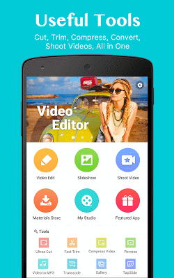 VideoShow- Video Editor, music - screenshot