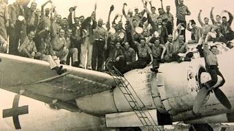 B-29 FiFi, Skydiving, Barnstorming