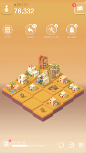 Age of 2048: Civilization City Building Games Screenshot