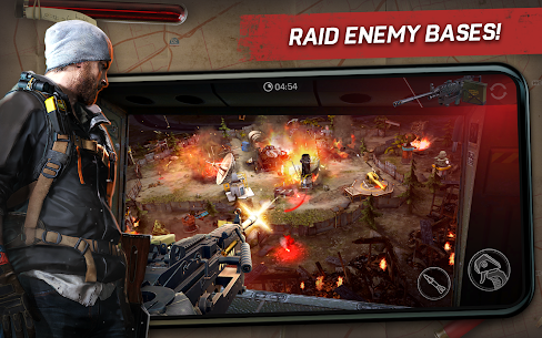 Left to Survive: PvP Zombie Shooter Mod 3.8.1 Apk [Unlimited Equipment + Burst without Shuffle Switch] 10
