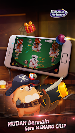 Capsa Susun(Free Poker Casino) 1.4.0 screenshot 685522