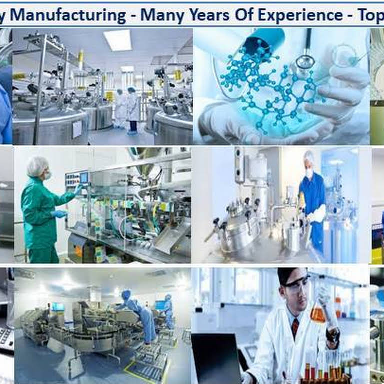 Third Party Manufacturing | Pharma Contract Manufacturing In