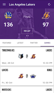 Los Angeles Lakers- screenshot thumbnail