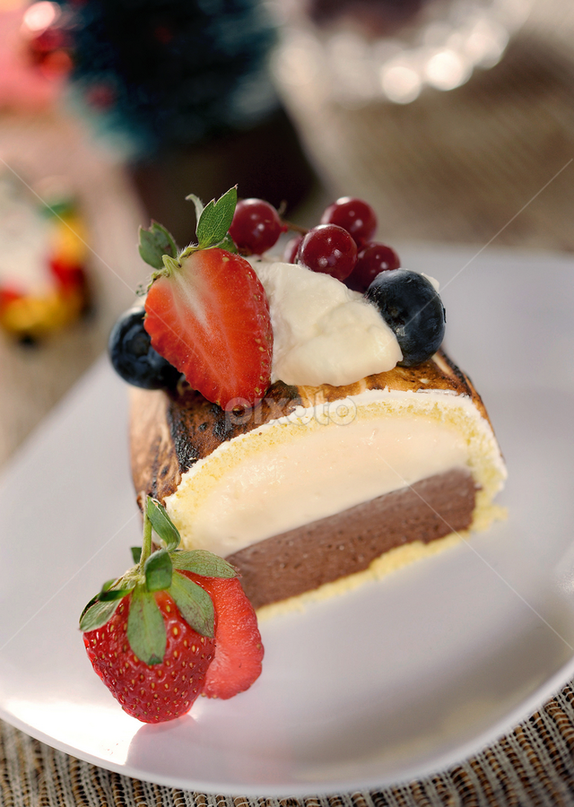 Christmas Log Parfait by CHefMate Chocolate Brand - Food & Drink Cooking & Baking