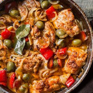 Slow Cooker Mediterranean Chicken Recipe