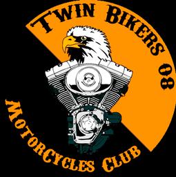 Twin bikers