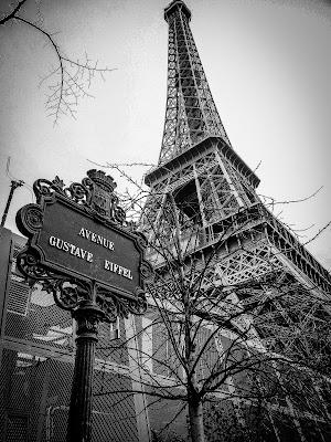 Avenue Gustave Eiffel di Ciro Palomba