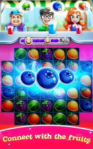 Juice Master - Match 3 Juice Shop Puzzle Game 1.9.1 Mod screenshots 1