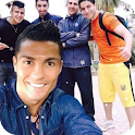 Selfie With Ronaldo!