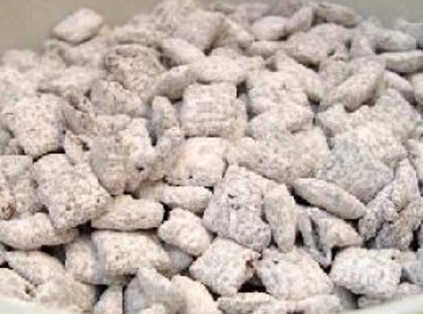 Jeanie's Puppy Chow Recipe