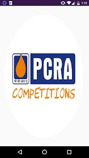 PCRA-Competitions- screenshot thumbnail