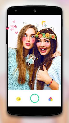 Face Camera-Snappy Photo screenshot 7