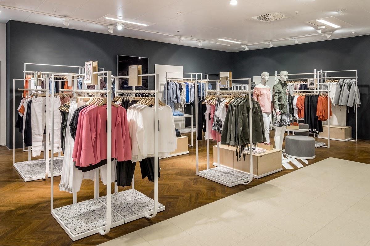 Thiết kế shop thời trang - thiết kế cửa hàng quần áo tại Hà Nội