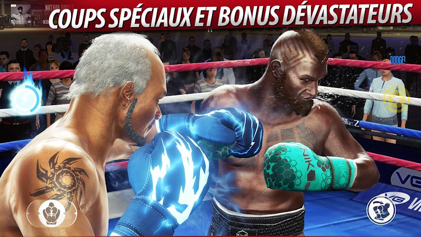 android Real Boxing 2 CREED Screenshot 4