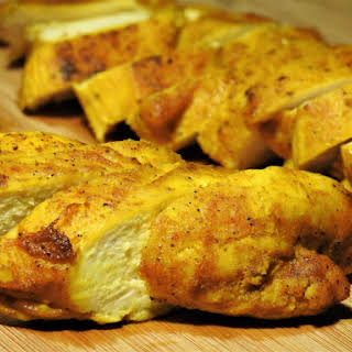 Turmeric Chicken Breasts Recipes.