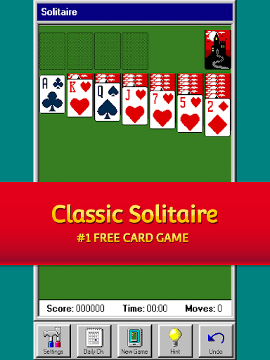 Solitaire 95 - The classic Solitaire card game filehippodl screenshot 6