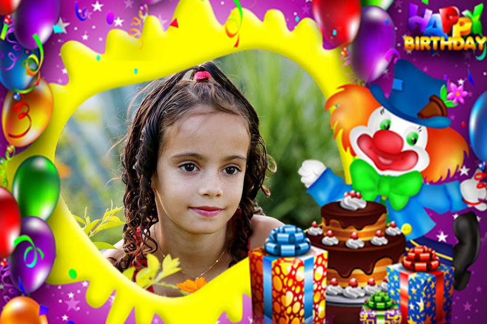 Download Birthday Photo Frame App for android