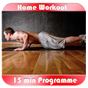 Home Workout Routine icon