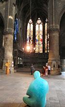 Photo: ...noch ein Seitenaltar, eine fantastische Kathedrale.