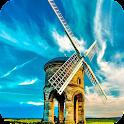Windmill Wallpaper icon