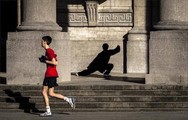 Urban fitness di alberto raffaeli