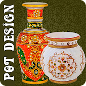 Pot Designs Tutorials