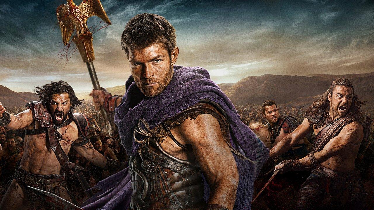 Watch Spartacus: La guerra de los condenados live*