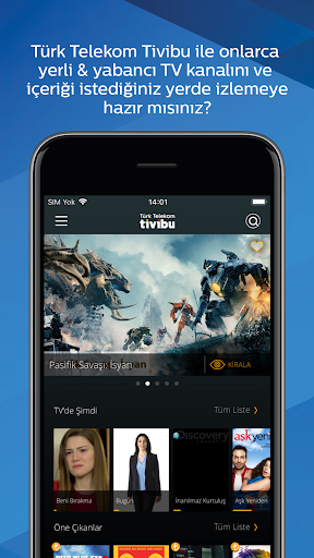 Tivibu GO for Android apk 1