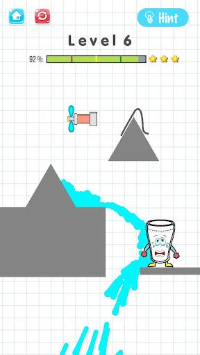 Where's My water Happy Glass 2 0 2 0  Brain Games 4.0 screenshots 8