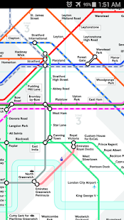 London National Rail Map Android Apps On Google Play - National rail map london
